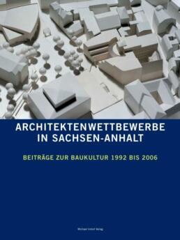 E-Paper Architektenwettbewerbe in Sachsen-Anhalt