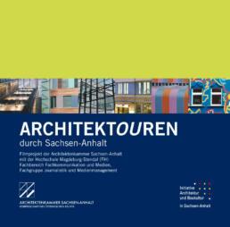 Architektouren durch Sachsen-Anhalt (DVD)
