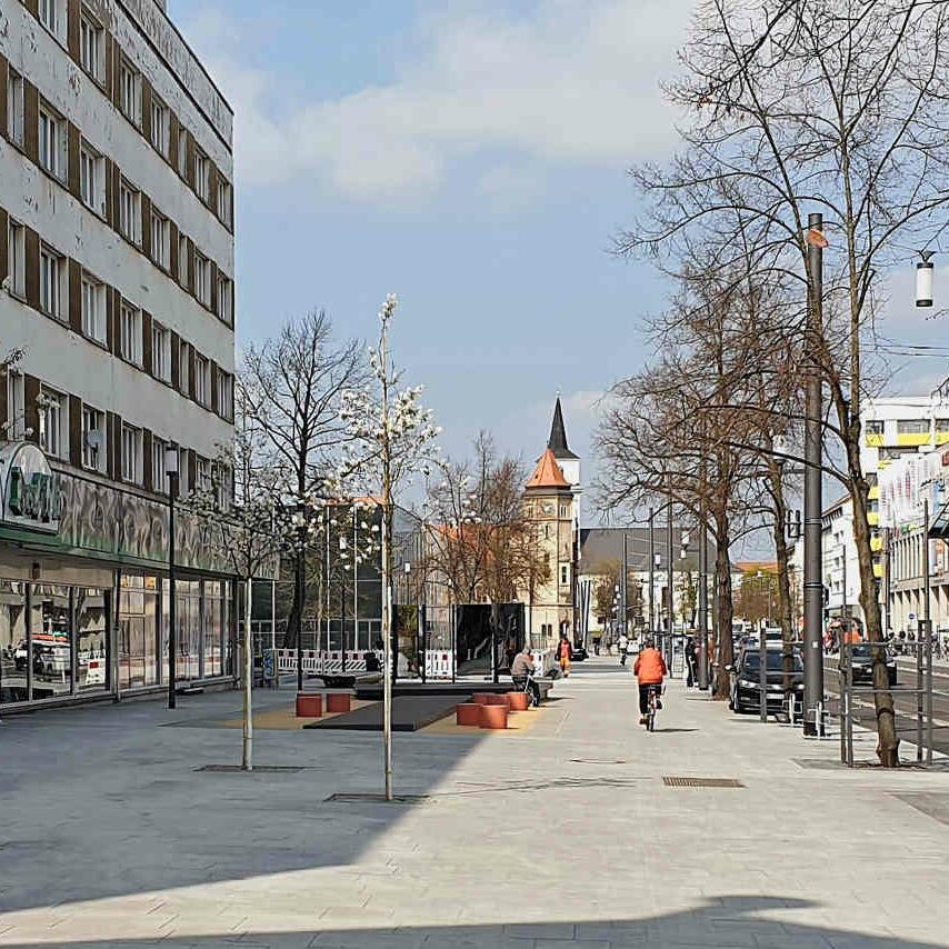 Die Kavalier, Dessau-Roßlau