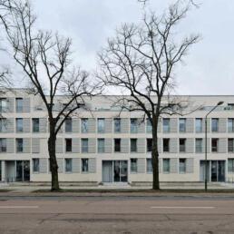 Wohnhaus Gropiusallee, Dessau-Roßlau