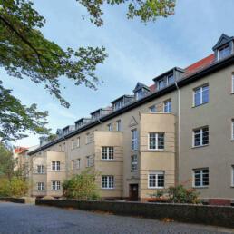 """Wohnhaus """"Hugo-Junkers-Ingenieure"""", Dessau-Roßlau"""
