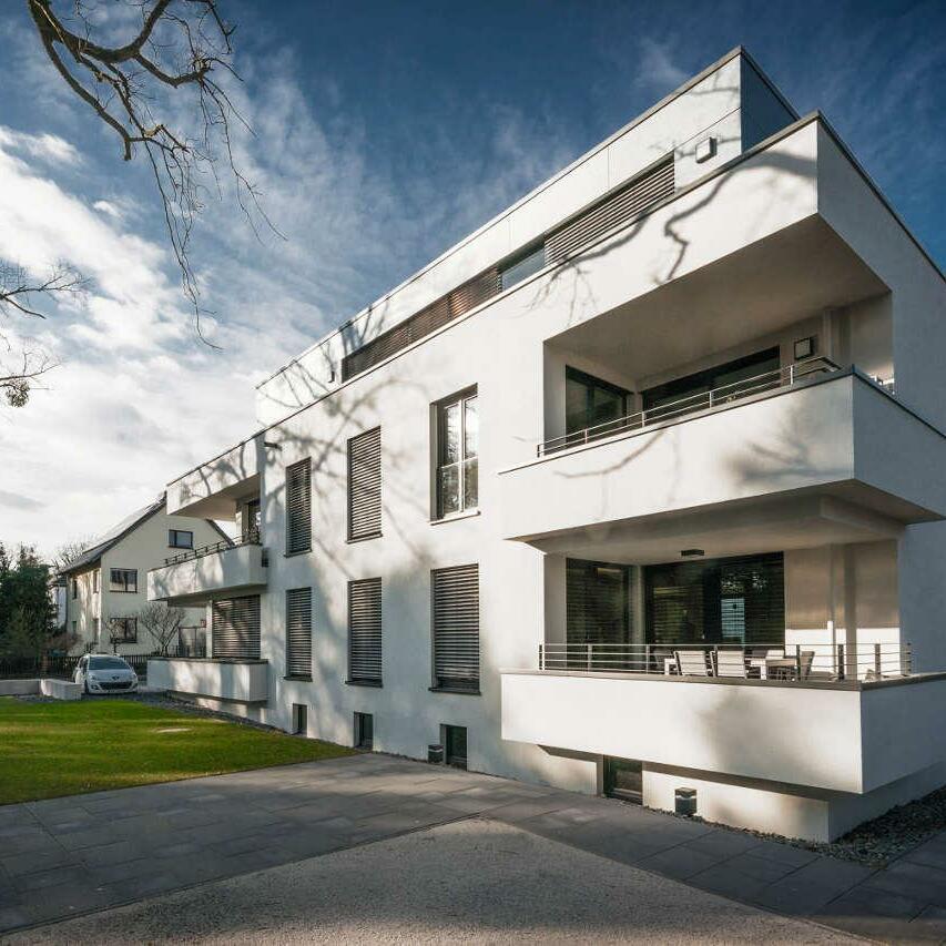 Wohn- und Geschäftshaus Ebertallee, Dessau-Roßlau