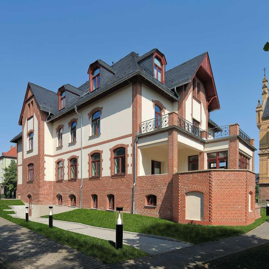 Bürogebäude Bergmannstrost, Halle (Saale)