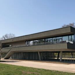Sportstätte Seilerwiesen, Magdeburg