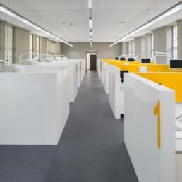 Universitäts-Zahnklinik, Sanierung und Umbau, Halle (Saale)