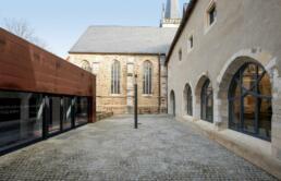 Kloster St. Annen, Umbau und Erweiterung, Lutherstadt Eisleben