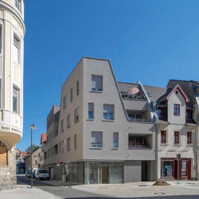Wohn- und Geschäftshaus, Weißenfels