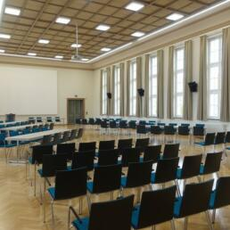 Landesamt für Umweltschutz Sachsen-Anhalt (LAU), Sanierung, Halle (Saale)