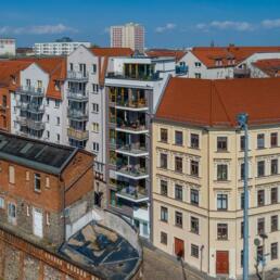 Wohngebäude Am Wallonerberg, Magdeburg