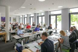 Vertreterversammlung tagte in Magdeburg