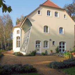 Orangerie Krumke, Umbau und Sanierung, Osterburg OT Krumke
