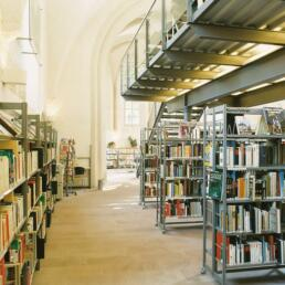 Stadtbibliothek im ehemaligen Bischofssitz, Halberstadt
