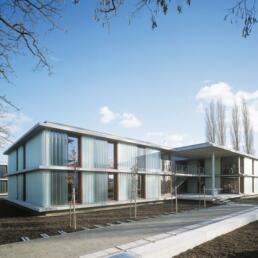 Studentenwohnungen am Landrain, Halle (Saale)