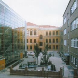 Ökumenisches Domgymnasium, Umbau und Sanierung, Magdeburg