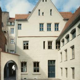 Cranachhof, Lutherstadt Wittenberg