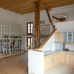 Dreiseithof, Umbau und Sanierung, Ummendorf