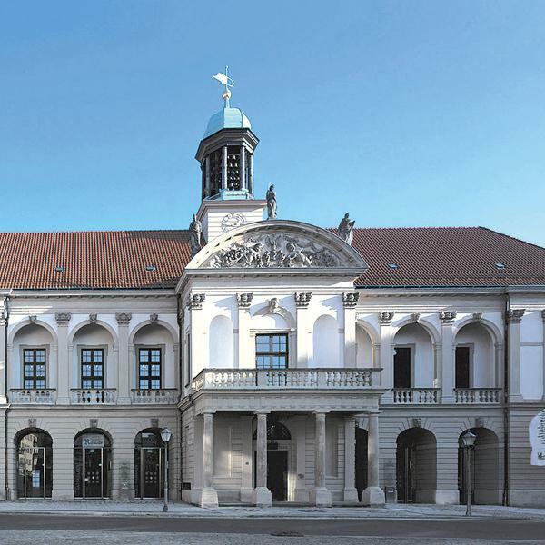 Rathaus, Umbau und Sanierung, Magdeburg