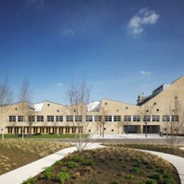 Bildungszentrum Bestehornpark, Aschersleben