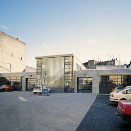 Büro- und Werkstattgebäude, Halle (Saale)