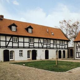 Umbau und Nutzung eines Bauernhofes, Irxleben