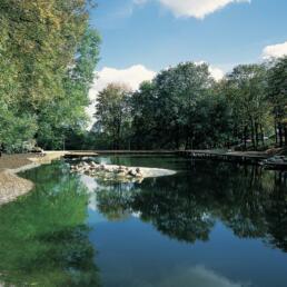 Naturbadestelle, Oberharz am Brocken OT Elbingerode