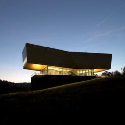 Besucherzentrum Arche Nebra und Aussichtsturm