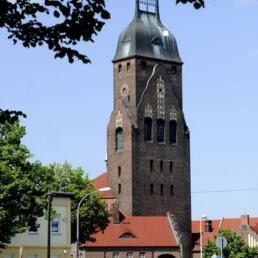 Begegnungsstätte Martinskirche, Sanierung, Köthen (Anhalt)