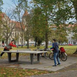 Interkultureller Generationenpark - Stadtpark, Dessau Roßlau