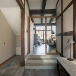 Wohnhaus, Sanierung und Erweiterung, Welterbestadt Quedlinburg