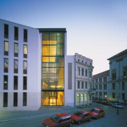 Juridicum, Martin-Luther-Universität Halle-Wittenberg, Halle (Saale)