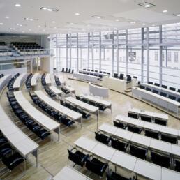 Landtag von Sachsen-Anhalt, Magdeburg