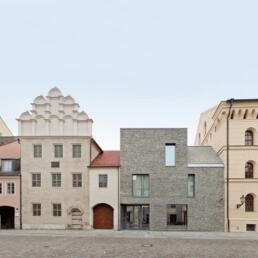 Melanchthonhaus, Sanierung und Erweiterung