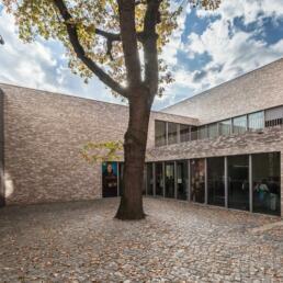 Luthers Sterbehaus, Erweiterung und Sanierung, Lutherstadt Eisleben