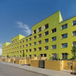 Plattenbautransformation, Halle (Saale)