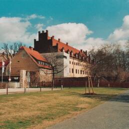 Eingangshalle Lutherhaus, Lutherstadt Wittenberg