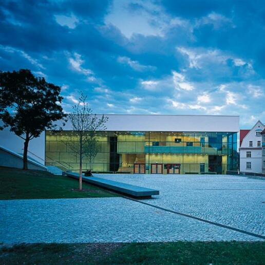 Auditorium maximum, Martin-Luther-Universität Halle-Wittenberg, Halle (Saale)