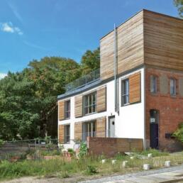 Wohnhaus, Umbau und Erweiterung, Halle (Saale)
