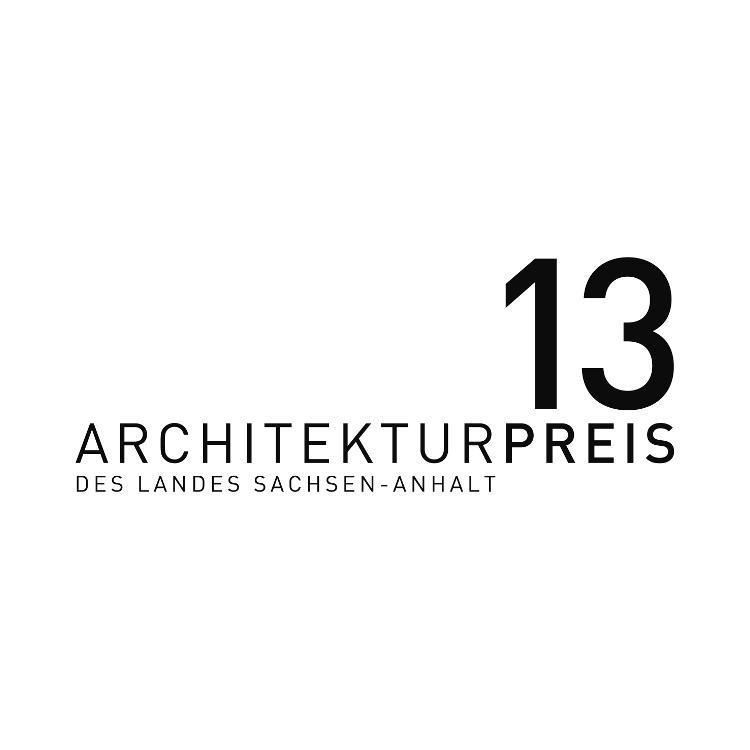 Architekturpreis des Landes Sachsen-Anhalt 2013