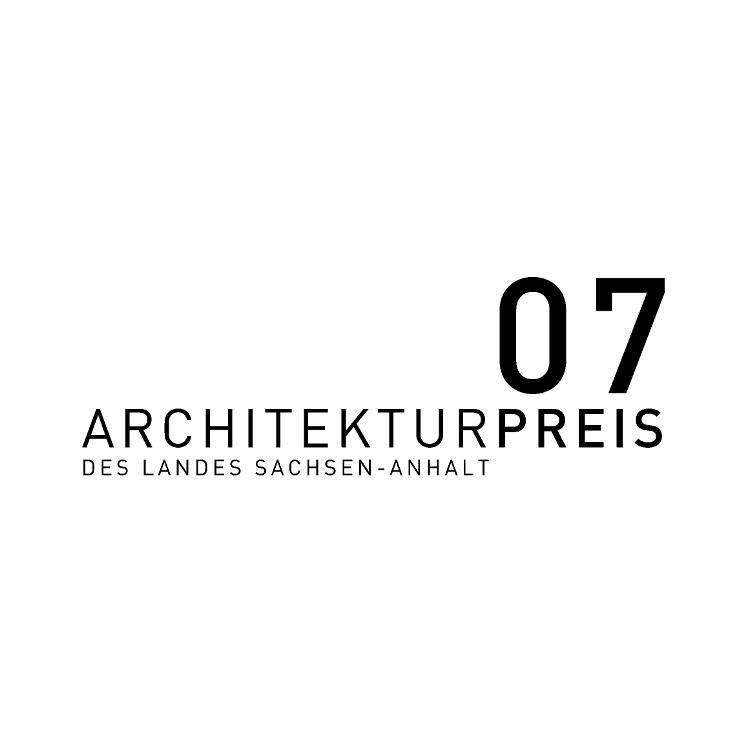 Architekturpreis des Landes Sachsen-Anhalt 2007