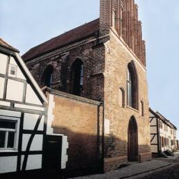 Elisabethkirche (Salzkirche), Tangermünde