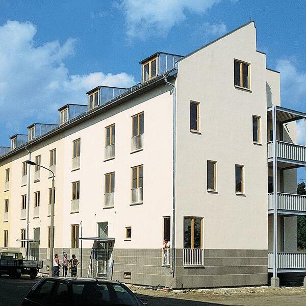 Wohnhaus (ExWoSt), Dessau-Roßlau