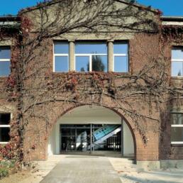 Umbau Produktionshalle, Lutherstadt Eisleben