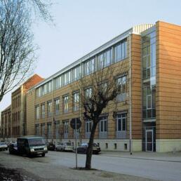 Sanierung und Erweiterung des Gymnasiums