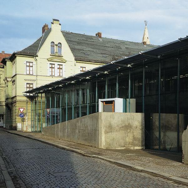 Kreisbibliothek Aschersleben-Staßfurt, Aschersleben