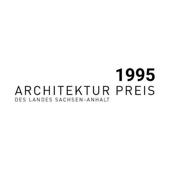 Architekturpreis des Landes Sachsen-Anhalt 1995