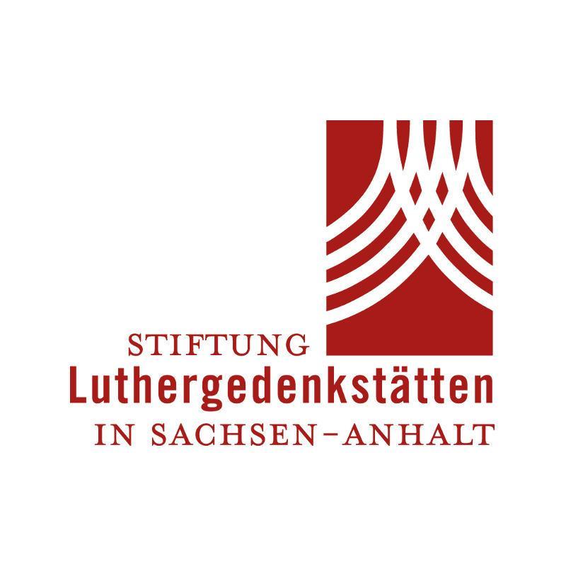 Logo Stiftung Luthergedenkstätten in Sachsen-Anhalt