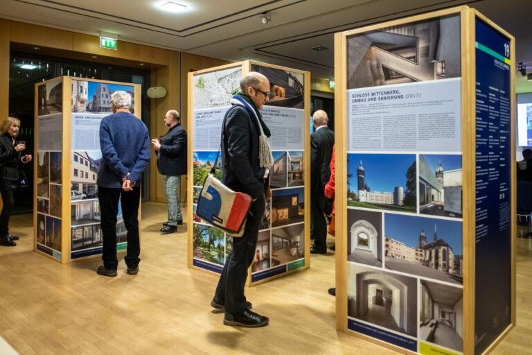 """Ausstellung """"Architekturpreis des Landes Sachsen-Anhalt 2019"""""""