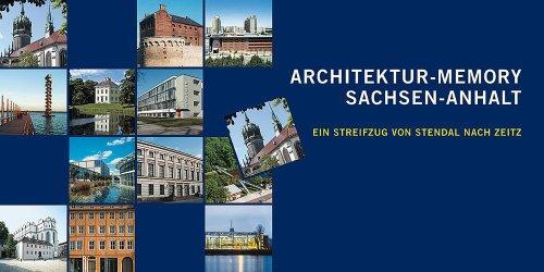 Architektur-Memory für Sachsen-Anhalt