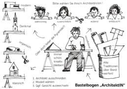 Bastelbogen