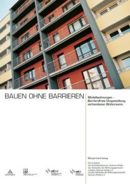 Broschur: Bauen ohne Barrieren - Modellwohnungen